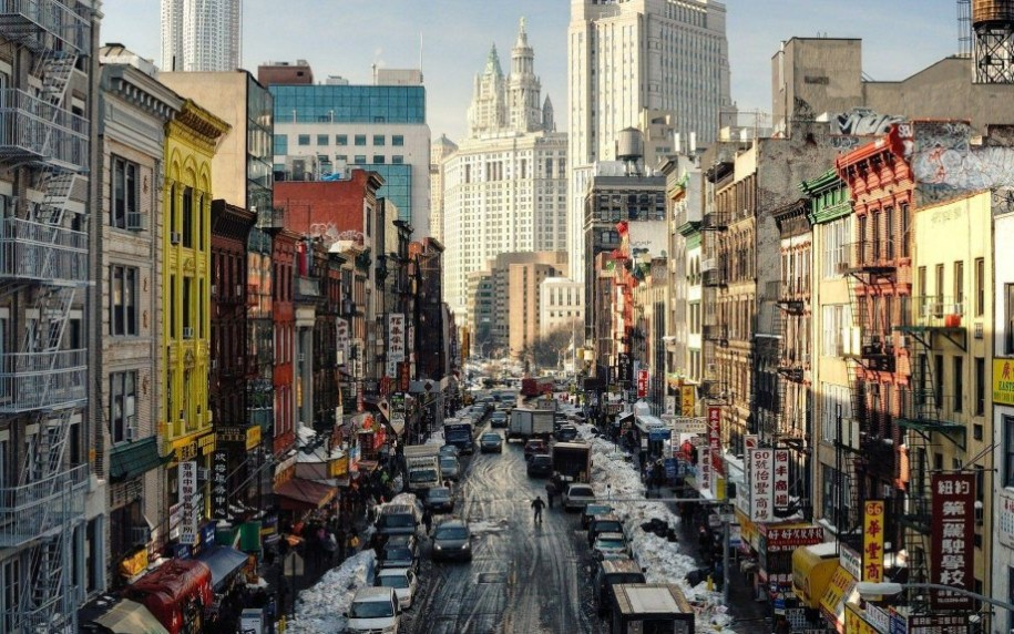 18- Chinatown, New York