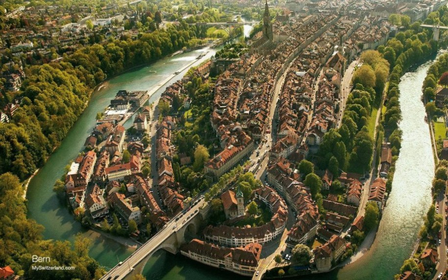 6- Bern, Switzerland
