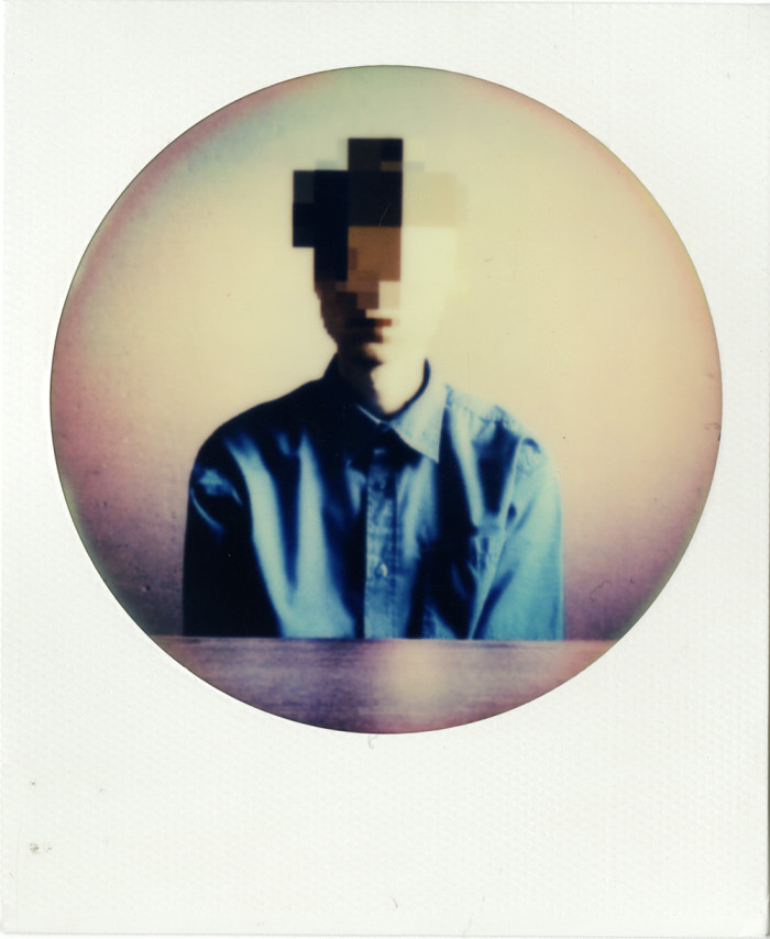 """""""The analog film makes the artworks feel warmer, and especially more mysterious."""""""