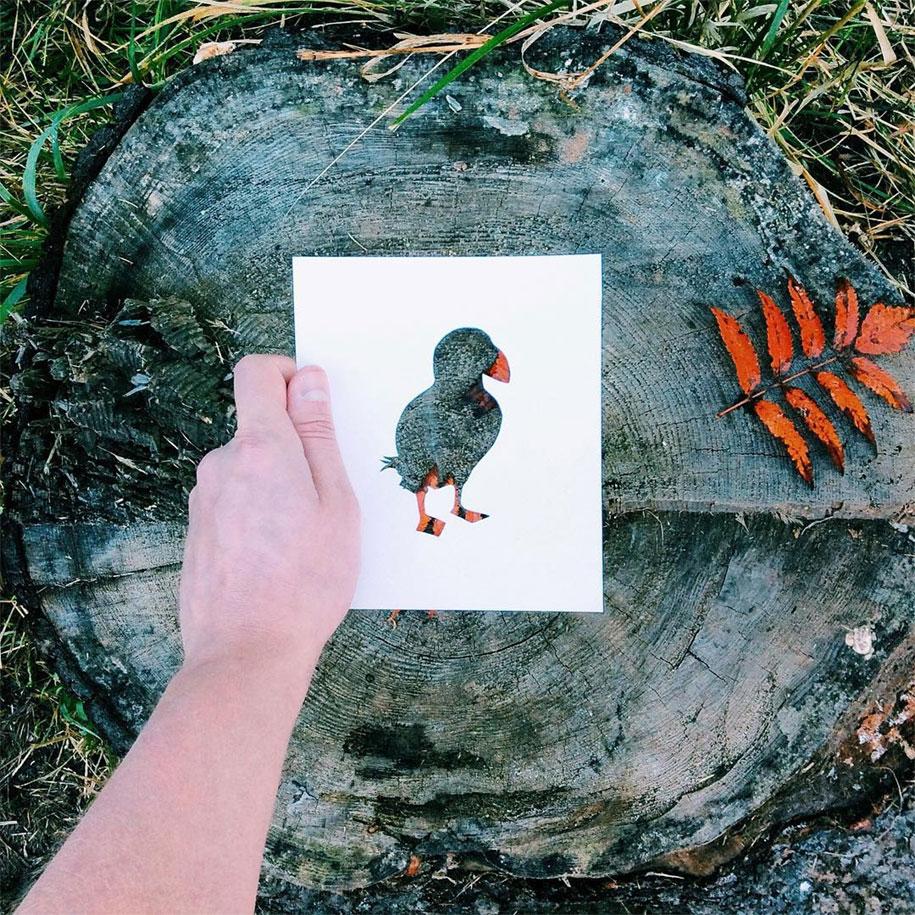 animal-paper-cutout-silhouettes-nikolai-tolstyh -1