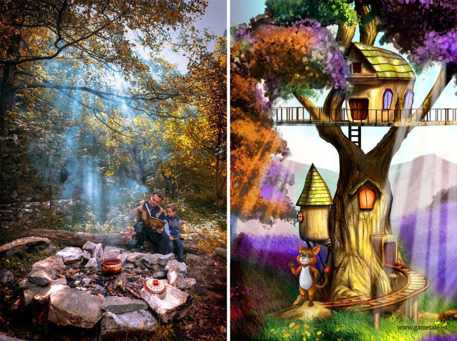 Real Life Fairy-Tale