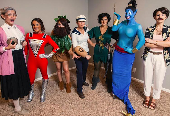 coordinated-group-halloween-costume-famous-actor-legendary-roles-auburnkay-5