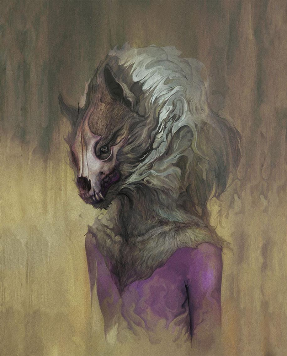 creepy-illustrations-digital-art-ryohei-hase