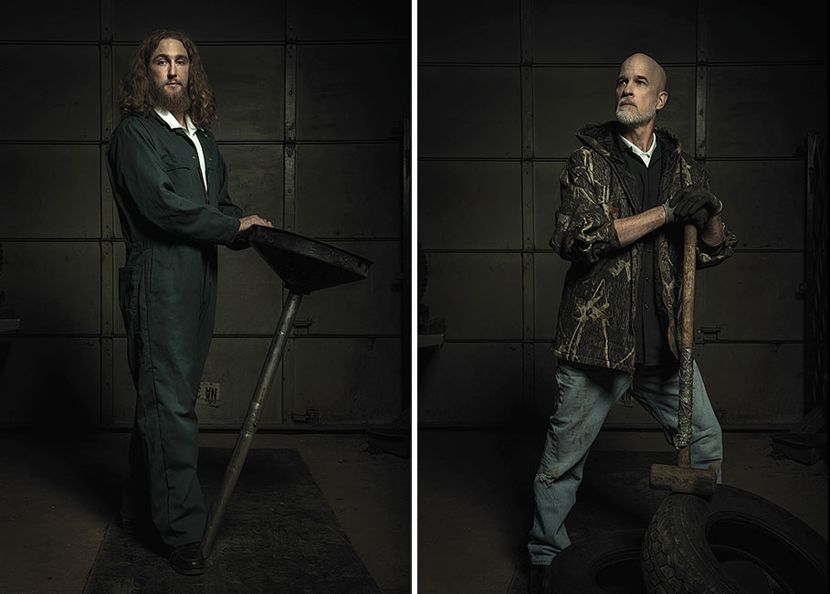 renaissance-paintings-recreated-auto-mechanics-photography-freddy-fabris-1