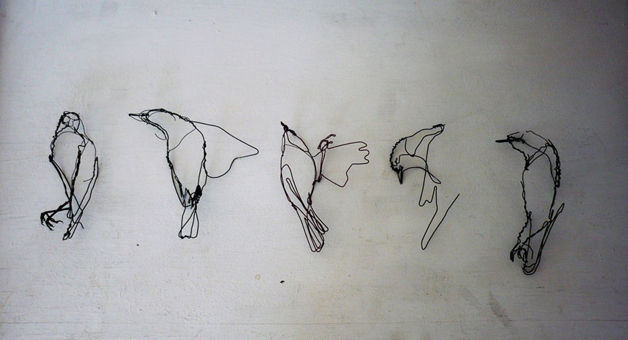 sketchbook-scribble-wire-animal-sculpture-statues-david-oliveira-portugal-3