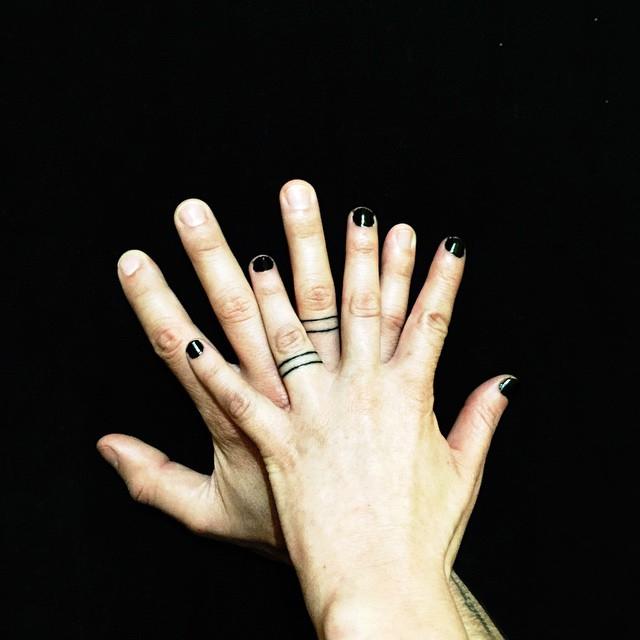skin-art-matching-wedding-tattoos-12