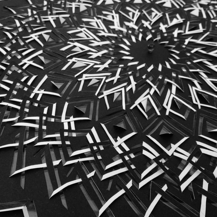 Detail of Spinning Madala