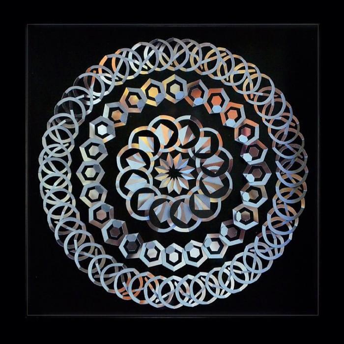 Geometric Circle Mandala