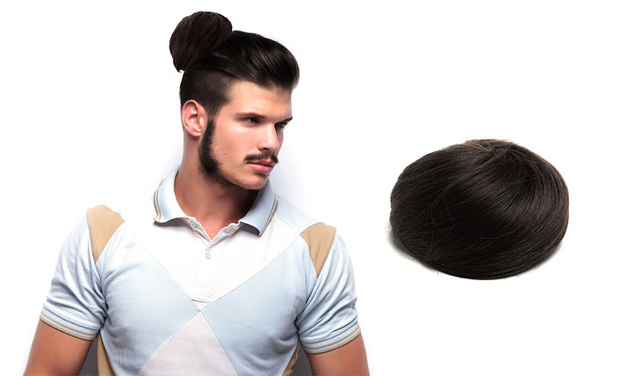 fake-clip-on-man-bun-bonamart-2