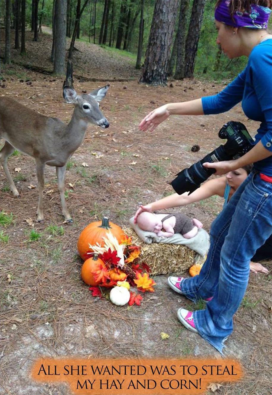 maggie-deer-newborn-photoshoot-photobomb-megan-rion-imagine-that-5