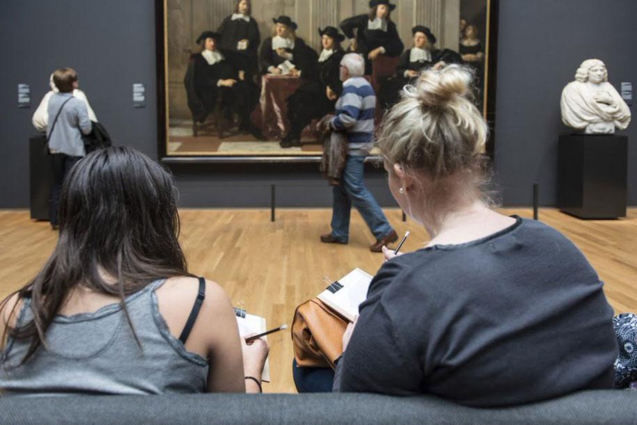 museum-visitor-drawing-sketching-startdrawing-rijksmuseum-amsterdam-18