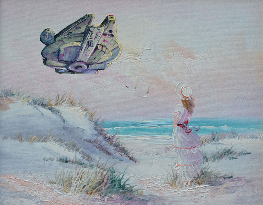 pop-culture-characters-additions-thrift-store-paintings-dave-pollot-17