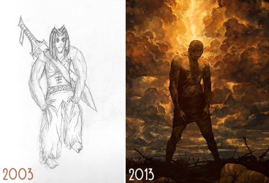 drawing-skills-progress-practice-before-after-11
