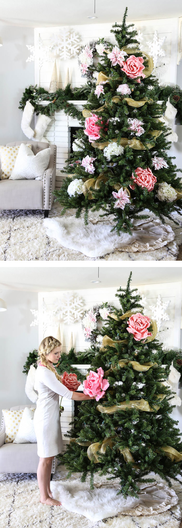 flower-floral-christmas-tree-decorations-4