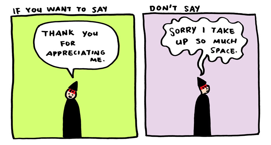 life-advice-comic-stop-saying-sorry-say-thank-you-yao-xiao-2