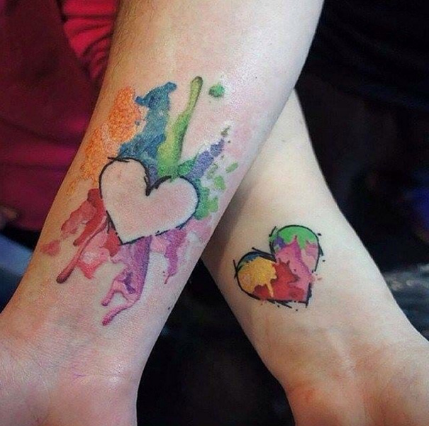 mother-daughter-family-tattoos-1