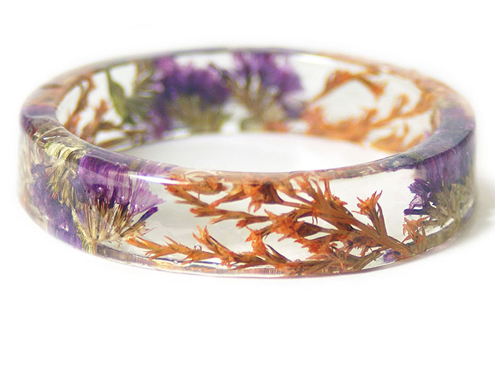 plant-flower-resin-bracelet-bangles-modern-flower-child-sarah-6