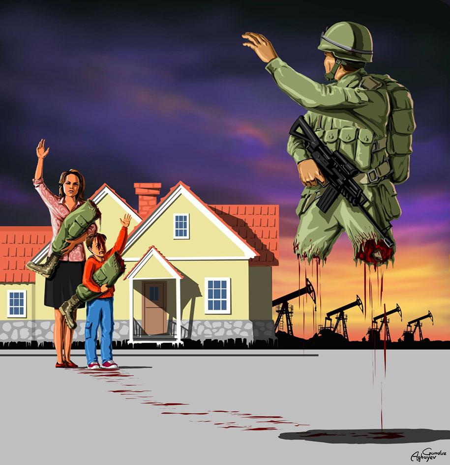 satirical-illustrations-war-peace-gunduz-aghayev-1