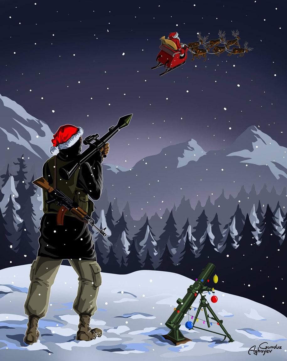 satirical-illustrations-war-peace-gunduz-aghayev-5
