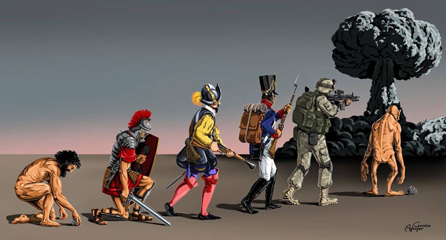 satirical-illustrations-war-peace-gunduz-aghayev-7