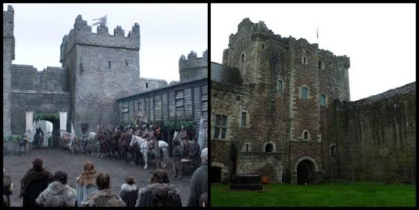 Winterfell (Castle Ward, Northern Ireland)