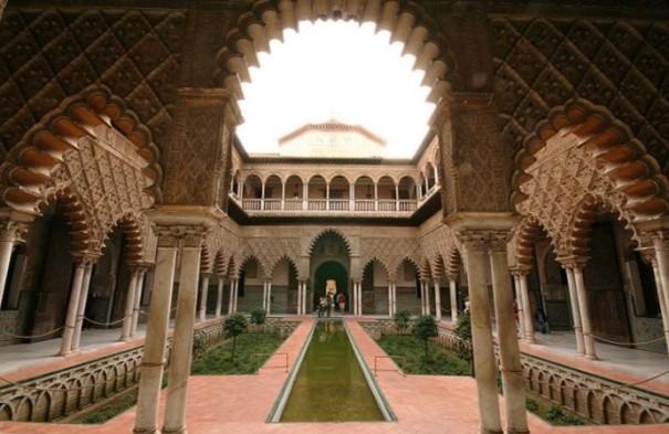 Water Places of Dorne (Alcazar de Sevilla, Spain)