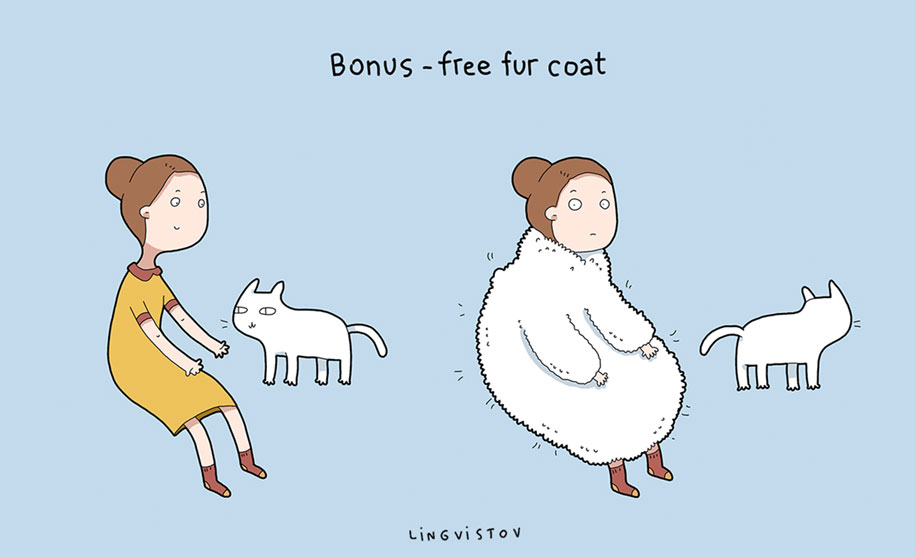 funny-illustrations-pets-benefits-of-having-a-cat-lingvistov-20