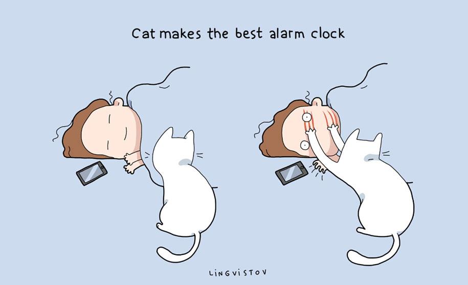 funny-illustrations-pets-benefits-of-having-a-cat-lingvistov-21