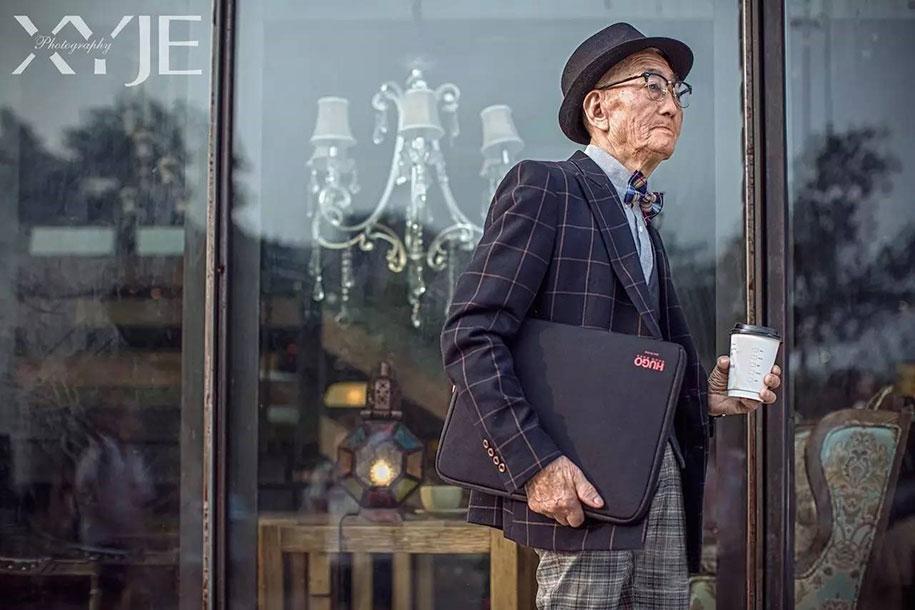 grandfather-farmer-fashion-transformation-grandson-xiaoyejiexi-photography-10
