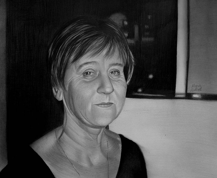 realistic-paintings-portaits-no-arms-mariusz-kedzierski-4