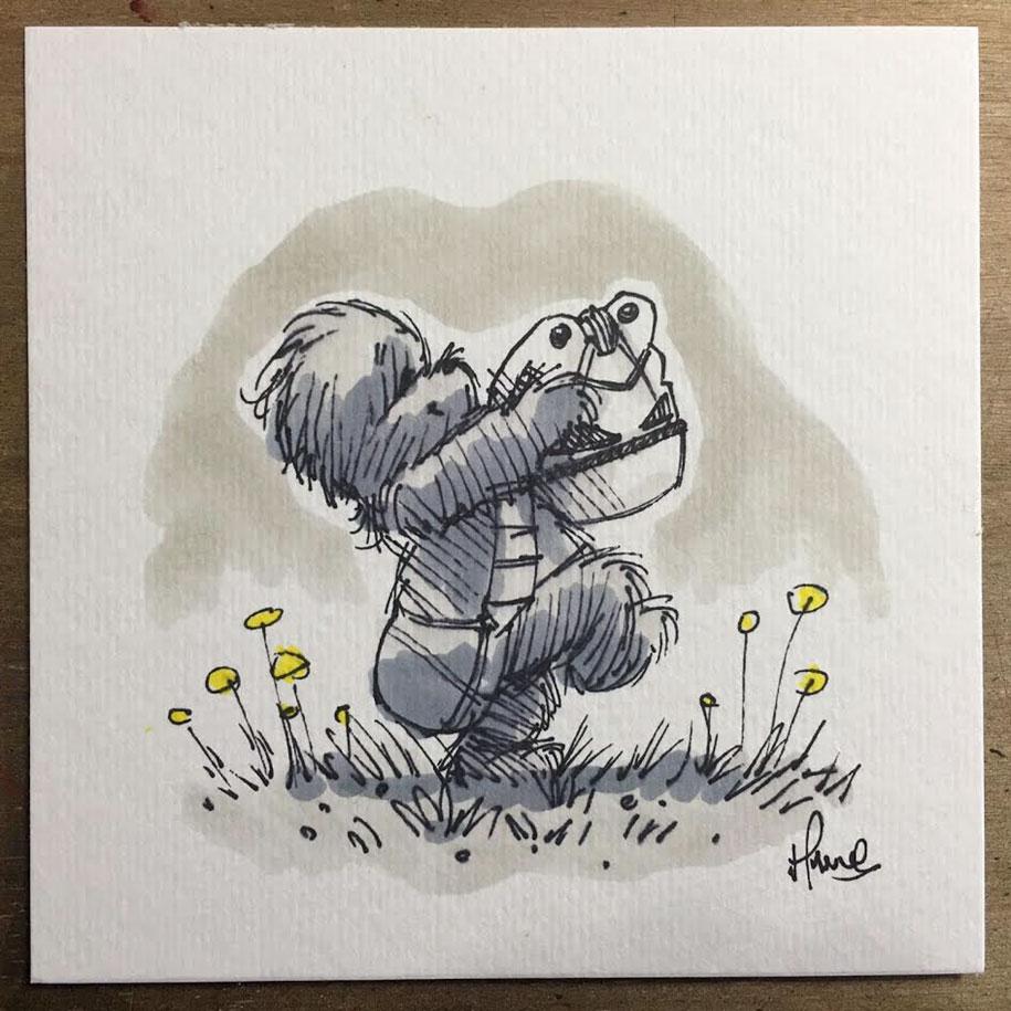 star-wars-winnie-the-pooh-wookie-the-chew-james-hance-10