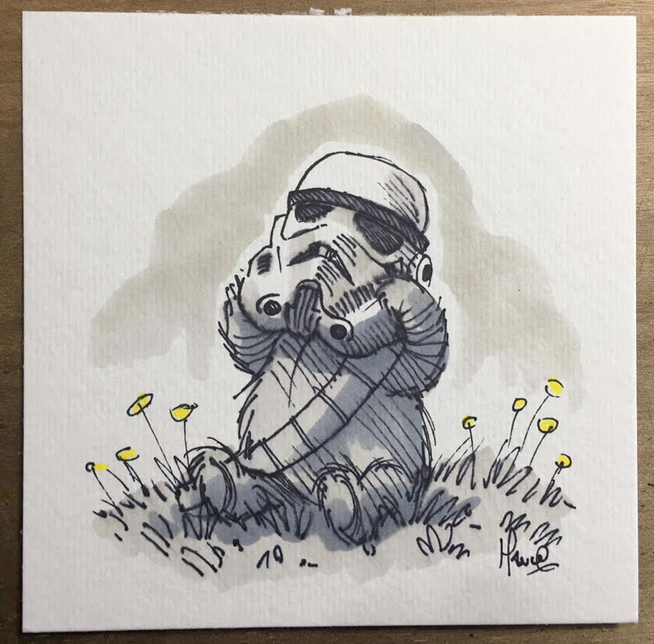star-wars-winnie-the-pooh-wookie-the-chew-james-hance-11