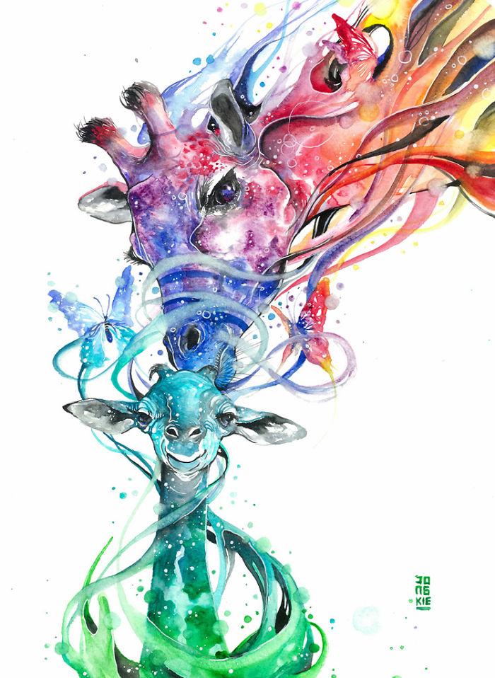 watercolor-animal-paintings-luqman-reza-mulyono-25