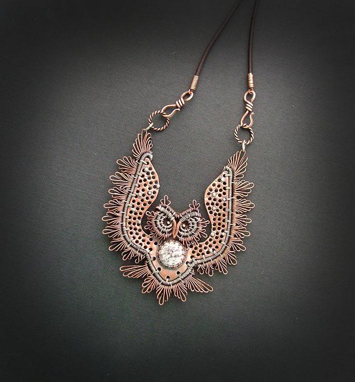 wire-wrapping-jewelry-self-taught-artist-anastasiya-ivanova-russia-15