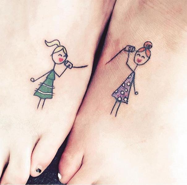body-art-special-sister-sisterhood-bond-tattoos-15