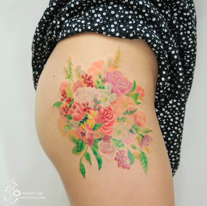 watercolor-painting-tattoo-on-skin-6