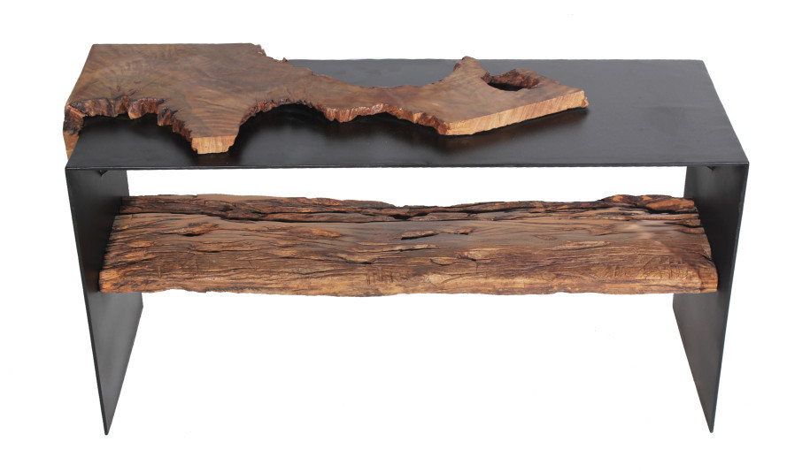 Example Of How To Make Modern Furniture From Driftwood Demilked