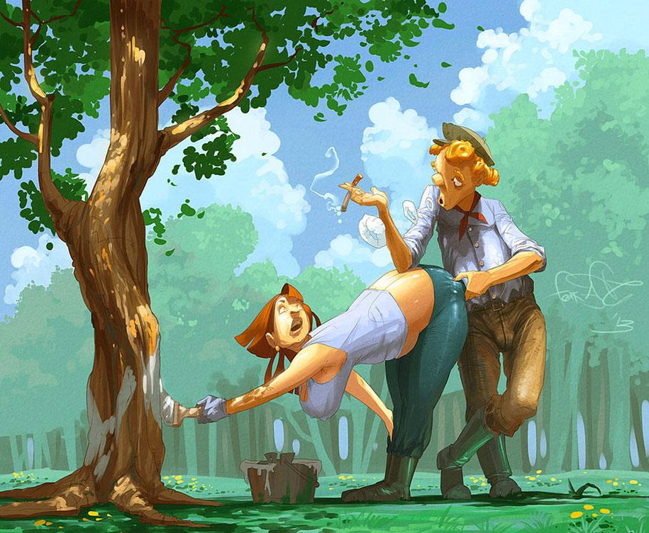 fantasy-with-touch-of-reality-russian-illustrator-sergey-svistunov-13