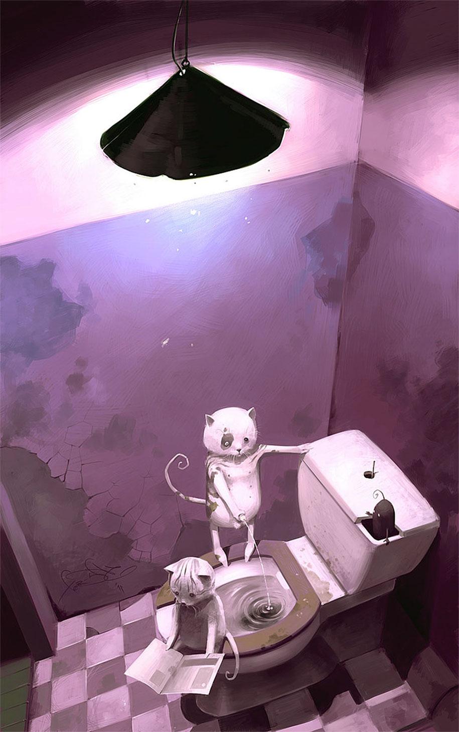 fantasy-with-touch-of-reality-russian-illustrator-sergey-svistunov-7