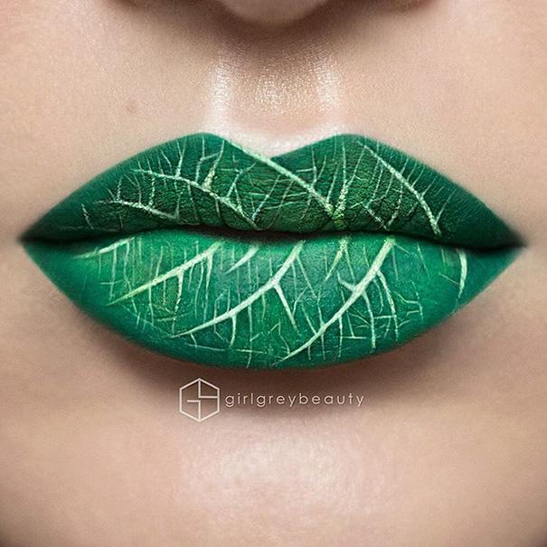 lips-drawings-makeup-art-andrea-reed-girl-grey-beauty-6