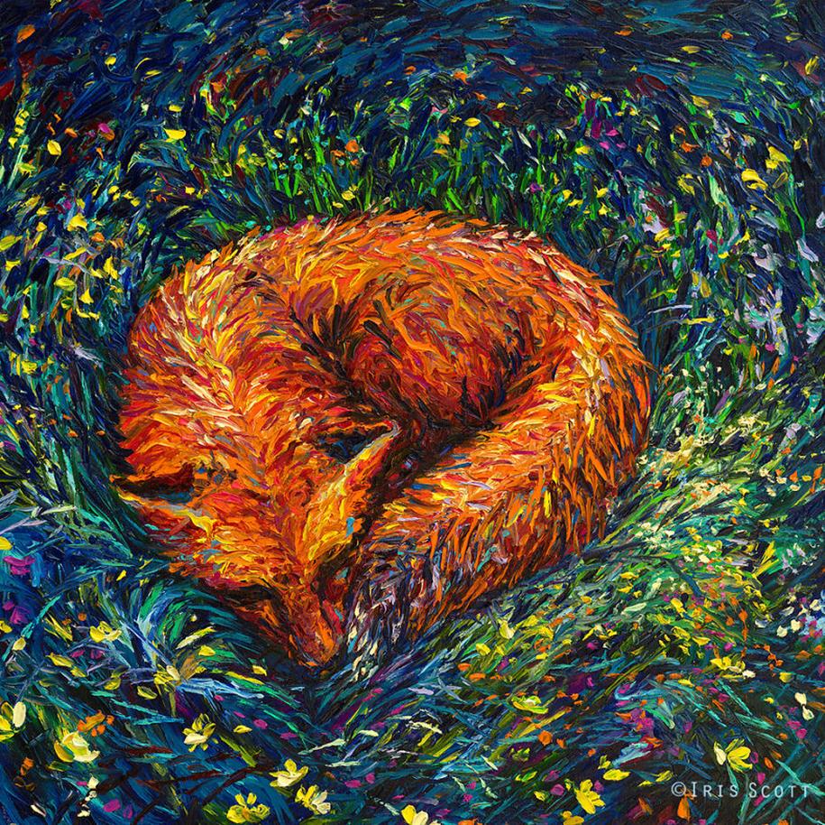unique-style-finger-paintings-iris-scott-15