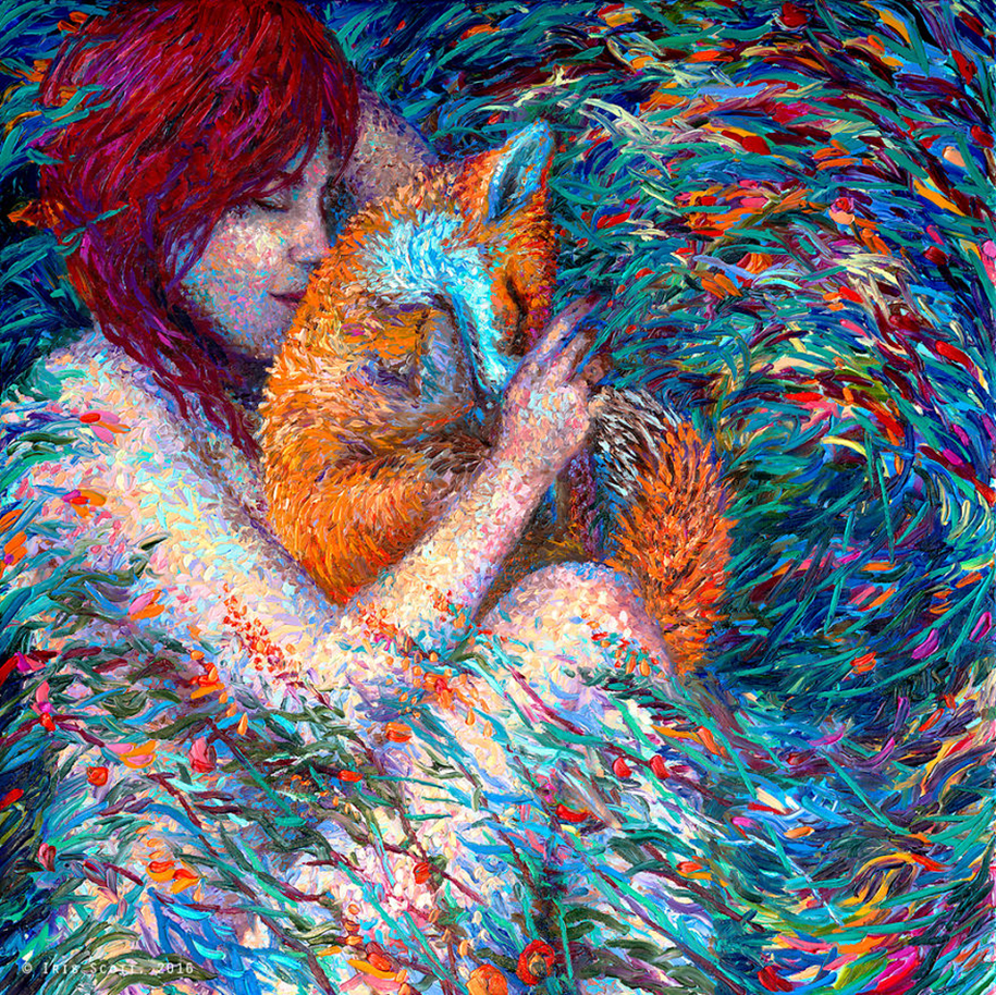 unique-style-finger-paintings-iris-scott-16