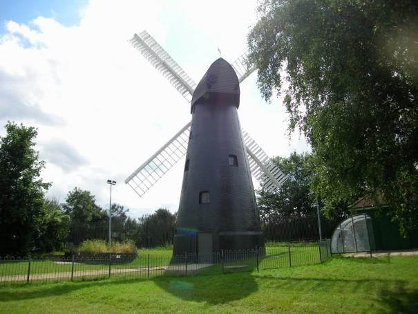 The Brixton Windmill