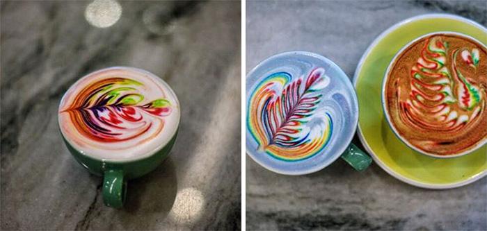 barista-colorizes-coffee-art-using-food-dye-9