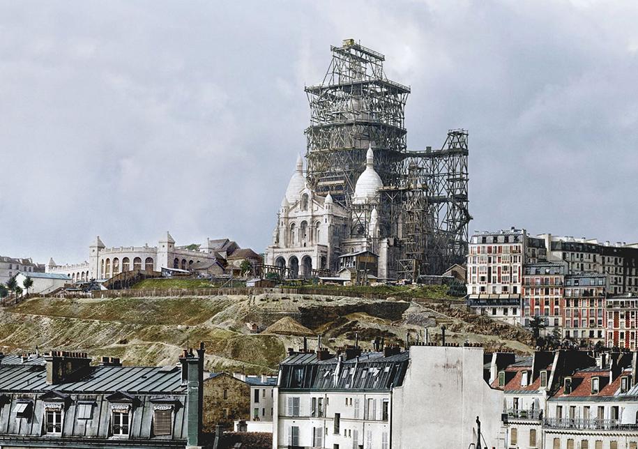 colorized-historic-photos-landmarks-under-construction-jordan-lloyd-dynamichrome-11