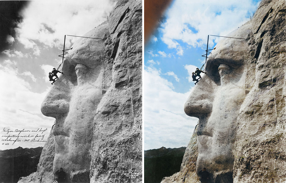 colorized-historic-photos-landmarks-under-construction-jordan-lloyd-dynamichrome-20