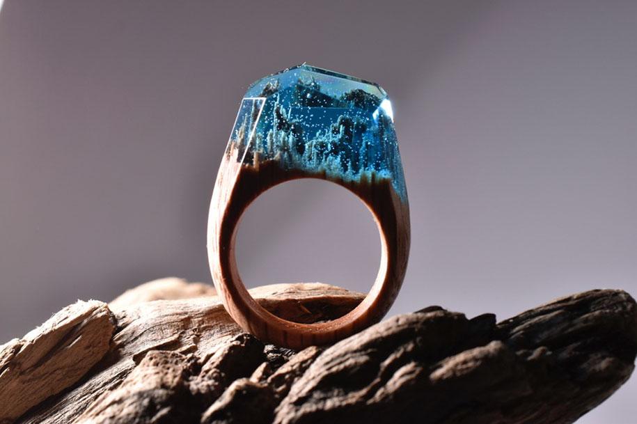 miniature-worlds-wooden-rings-secret-forest-8