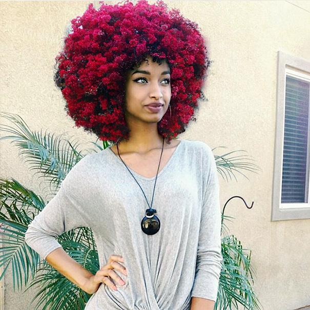flower-galaxy-stars-afro-hairstyle-black-girl-magic-pierre-jean-louis-2