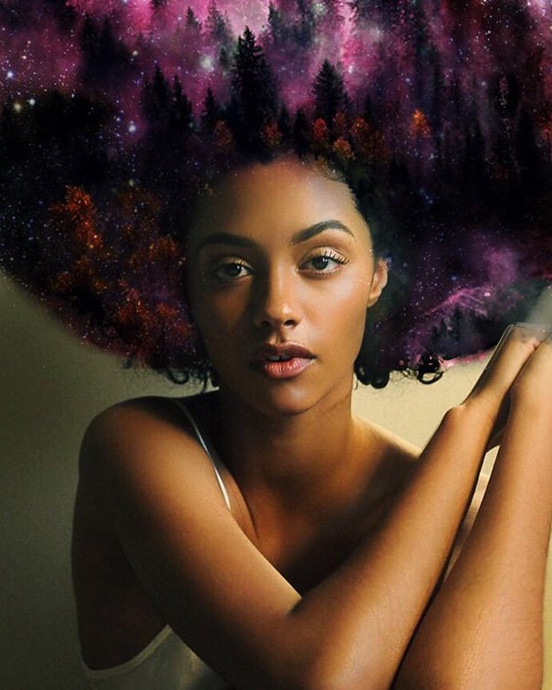 flower-galaxy-stars-afro-hairstyle-black-girl-magic-pierre-jean-louis-4