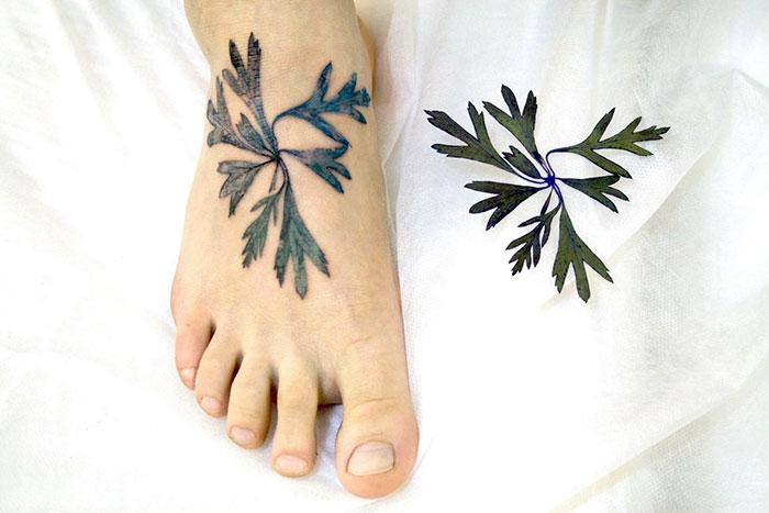 natural-tattoos-leaves-inprints-rit-kit-rita-zolotukhina-ukraine-2